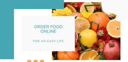 9 Reasons Why You Should Order Food Online