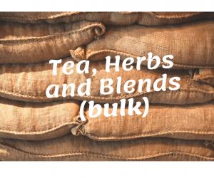 Tea bulk