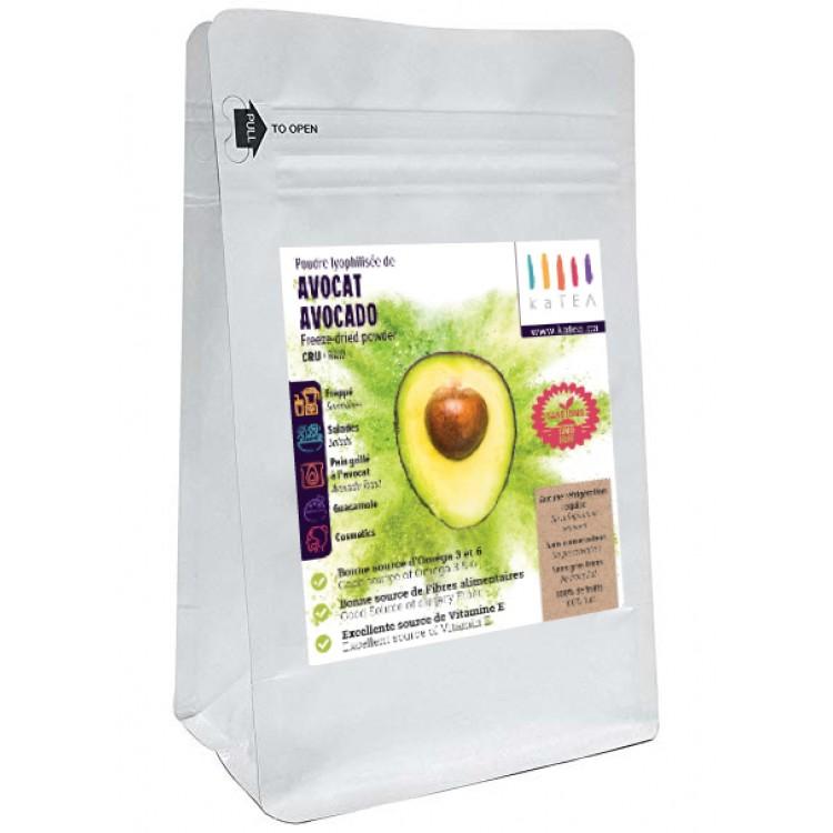 Freeze-dried Avocado Powder (100g)