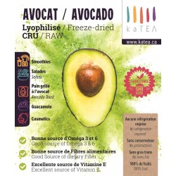 Freeze-dried Avocado Powder (1 x 3 kg)