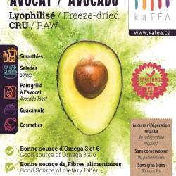 Freeze-dried Avocado Powder (1 x 3 kg)
