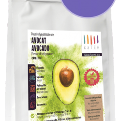 Organic freeze-dried Avocado Powder (100g)