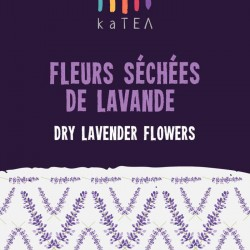 Dry Lavender flowers (75g)