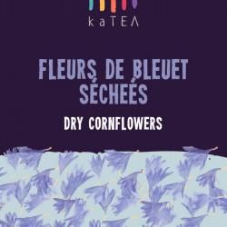 Dry Cornflower flower (75g)