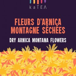Dried Arnica Montana Flowers (75g)