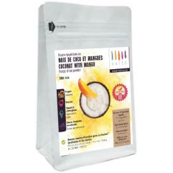 Organic Freeze Dried Coconut with mango (100g)