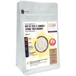 Organic Freeze Dried Coconut with banana (100g)