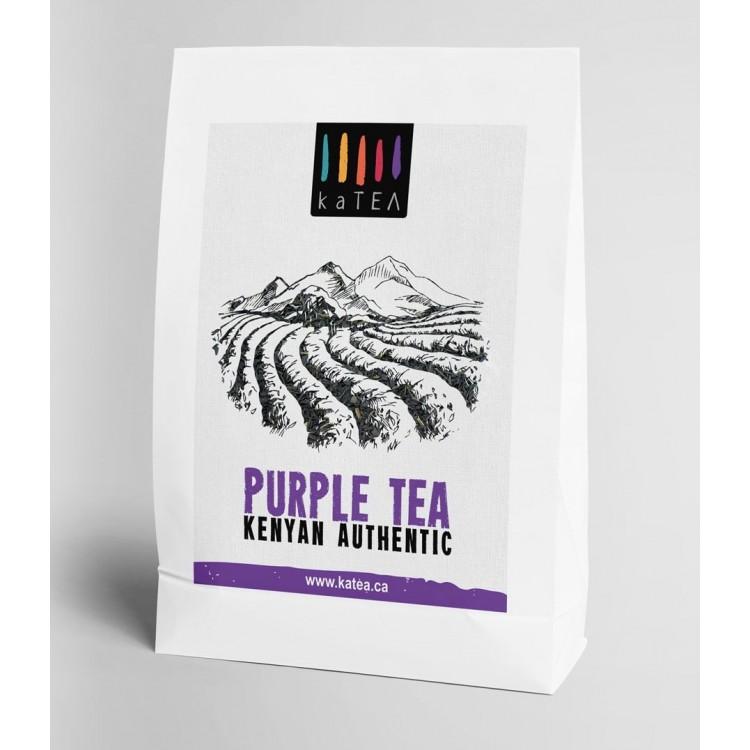 Purple Tea Kenya (mid) #8 (1kg bag)