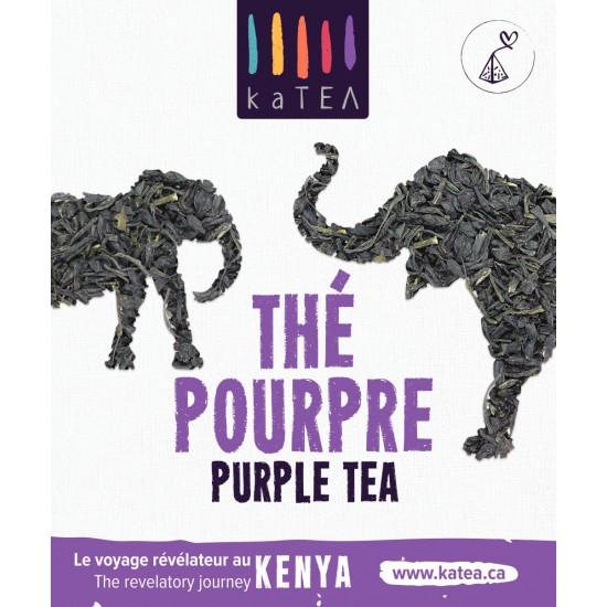 Purple Tea Kenya - 4 x (16 tb x 2.5g)