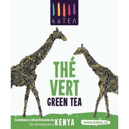 Green Orthodox Tea (GO-BOP1) #15