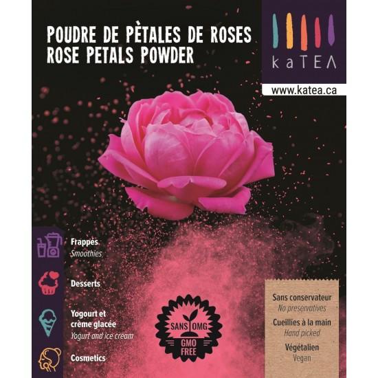 Rose Petal Powder (4x75g)