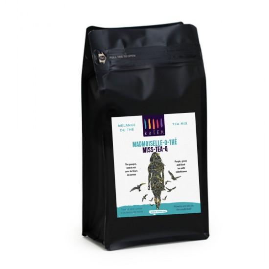 MissTeaq purple tea blend (100g)