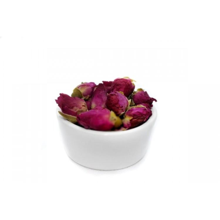 Rosa Damascena Dried Blossoms  (1 x 3kg)