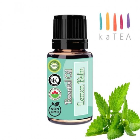 Melissa Essential Oil / Lemon Balm (5ml)