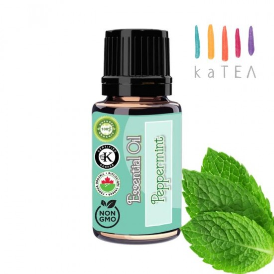 Peppermint Essential Oil (5ml)