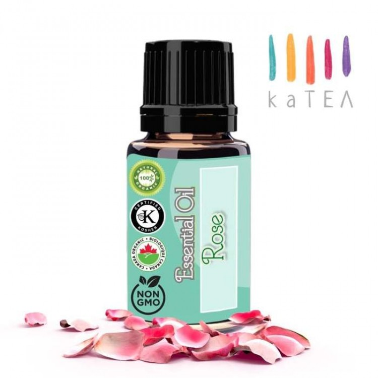 Rosa Damascena Essential Oil / Rosa Damascena (5ml)