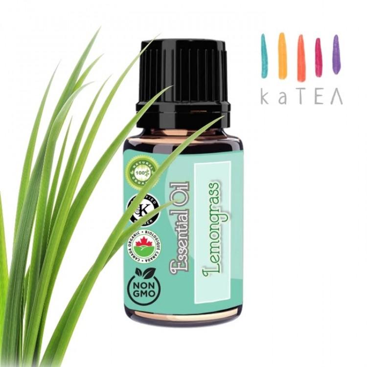 Lemongrass Essential Oil (5ml)