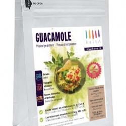 Guacamole Freeze Dried Powder (organic or conventional)