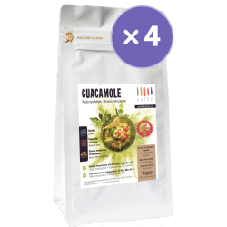 Guacamole Freeze Dried Powder (4x100g)