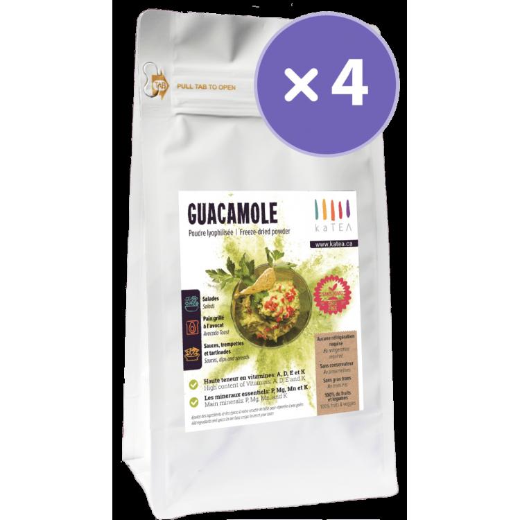 Guacamole Freeze Dried Powder (4x100g)