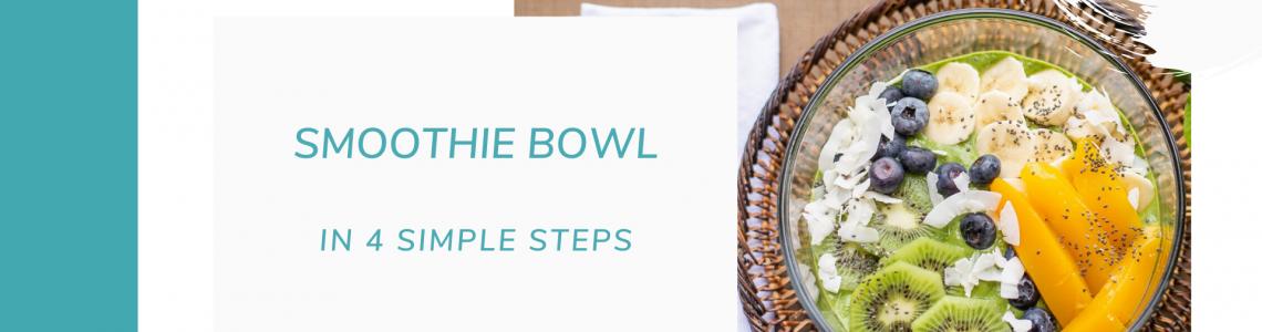 How To Make A Smoothie Bowl | The Avocado Way